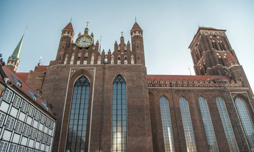 St Mary's church Gdansk