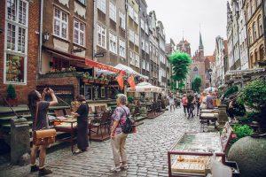 Norwegian guide Gdansk