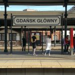 Gdansk Glowny station